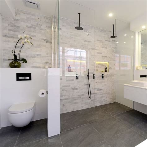 master ensuite bathroom designs 25 best ideas about double shower on pinterest bathroom