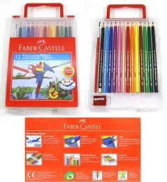 Watercolour Pencils Faber Castell 12 faber castell watercolour pencils 1 end 3 15 2017 11 31 am
