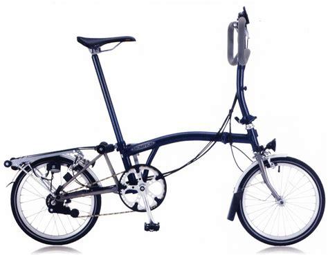 brompton p6r x brompton 折畳自転車