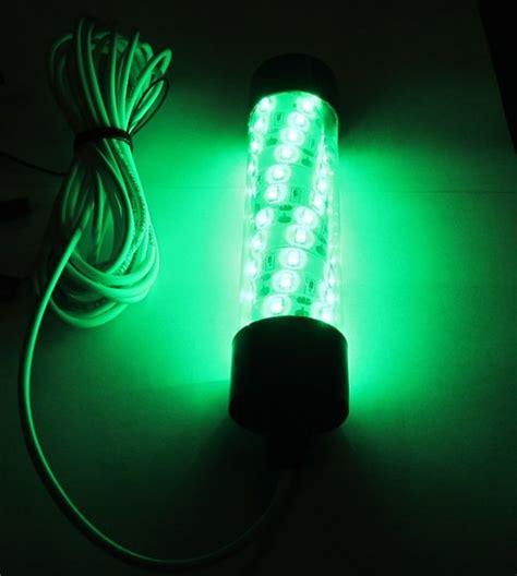 12v Led Green Submersible Fishing Light