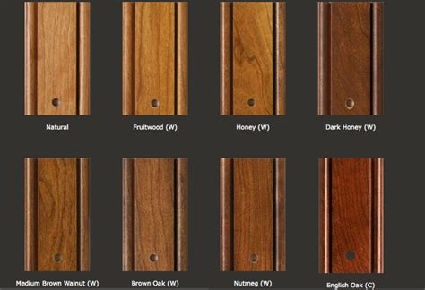 homeofficedecoration kitchen cabinet wood stain colors