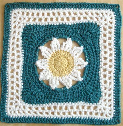 15 spring flower crochet squares allfreecrochetafghanpatterns com