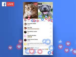 facebook live ios view sketch freebie download free