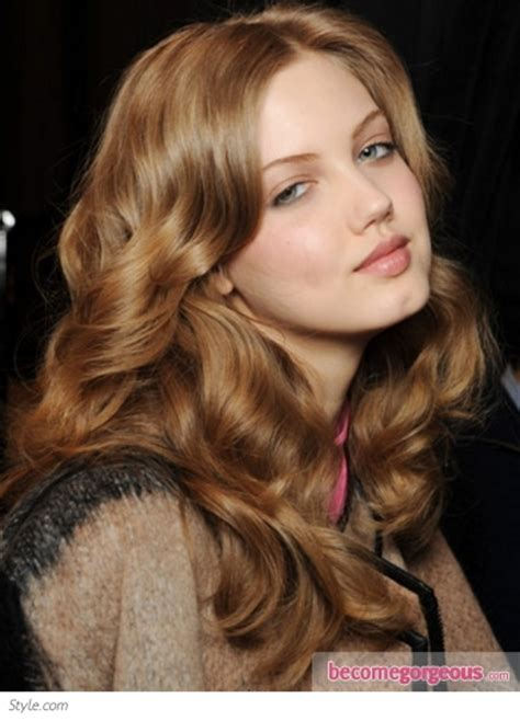 Big Soft Curls by Pictures Hairstyles Big Curls Hair Style