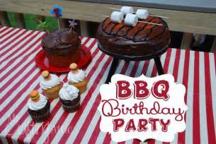 my crafting attic yummy birthday cake bbq style http