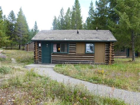 Colter Bay Cabins Tetons by Our Antique Cabin Picture Of Colter Bay