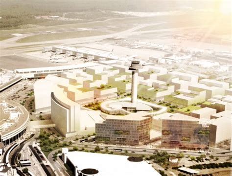 urban design proposal ideas airport city stockholm urban design strategy proposal