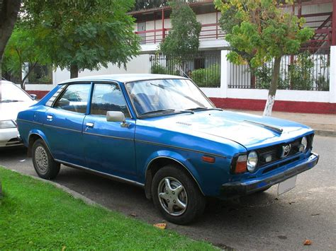 4wd Subaru by Subaru 1600 4wd Sedan 4731101