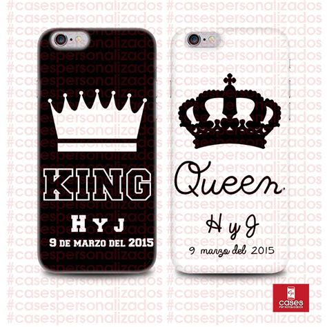 imagenes de amor king y queen case king queen cases personalizados