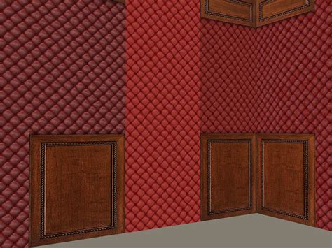 mod padded walls for asylum or boudoir