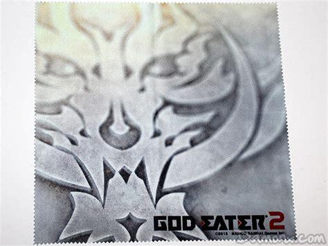 god eater fenrir symbol unboxing console ps vita god eater 2 fenrir edition