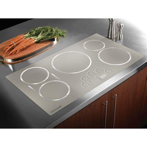 Ge 36 Induction Cooktop zhu36rsjss ge monogram 36 quot induction cooktop
