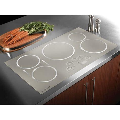 Ge Induction Cooktop zhu36rsjss ge monogram 36 quot induction cooktop