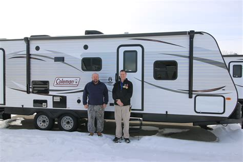 Good Sam Giveaway - michigan man wins new travel trailer in the cing world good sam golden giveaway