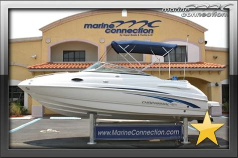 used house boat for sale used chaparral boats for sale marine connection