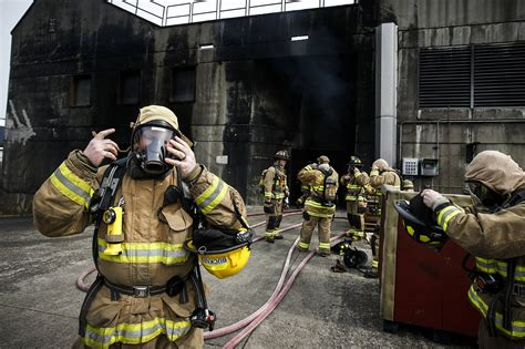 district  newest firefighters learn lessons  speed