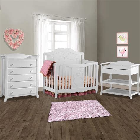 white crib and changing table set crib dresser changing table sets bestdressers 2017