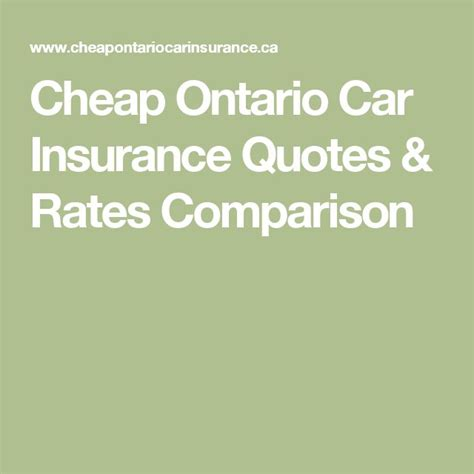 1000  Cheap Insurance Quotes on Pinterest   Online Cars