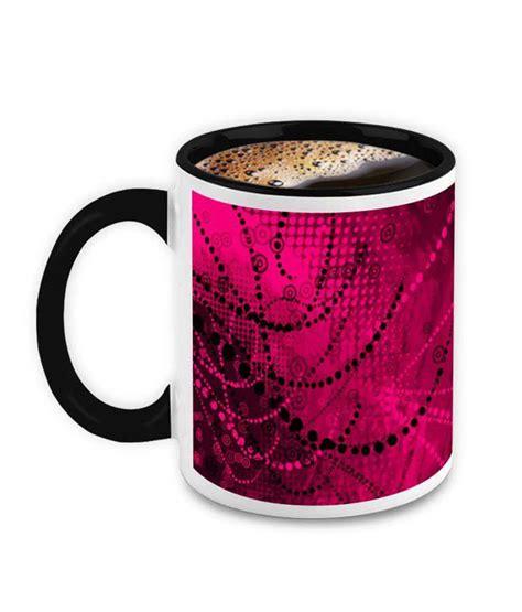 ceradeco designer fancy coffee mug s buy online at best homesogood my fancy cup ceramic coffee mug buy online at