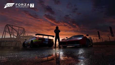 Wallpaper Forza Motorsport 7, 2017, Xbox One, PC, 4K, Games, #7850