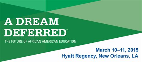 What Is Deferred Mba by 8 Professional Conferences Black Should Attend In
