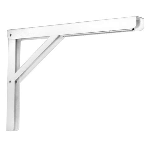 Folding Table Bracket by 25 Best Ideas About Folding Shelf Bracket On