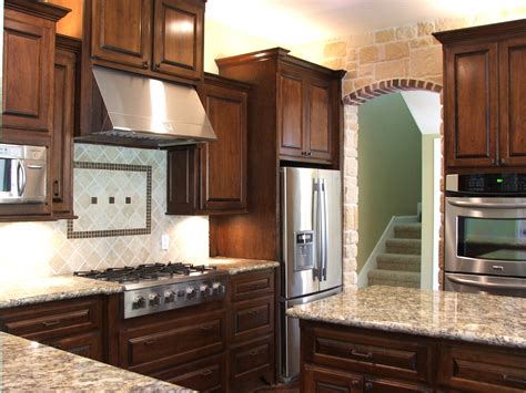 granite kitchen cabinets kitchen kitchen backsplash ideas black granite