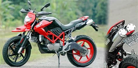 Shockbreaker Vixion Modifikasi Motor Mobil Modifikasi Motor Honda Mega Pro