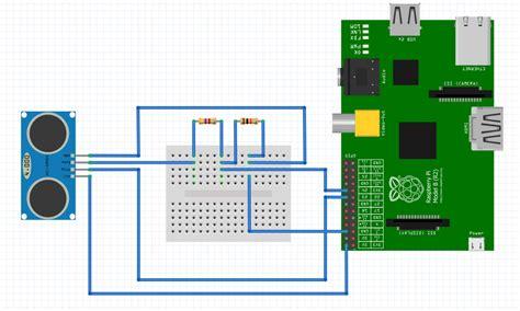 block kubus hc 015 interfacing hc sr04 ultrasonic sensor with raspberry pi