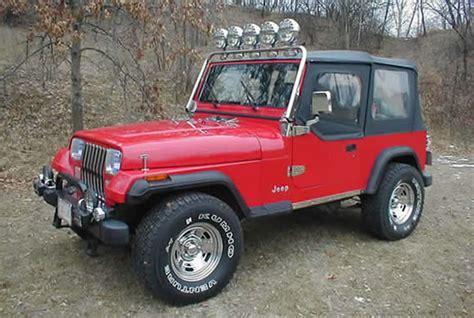 1995 jeep wrangler parts 1987 1995 jeep wrangler yj