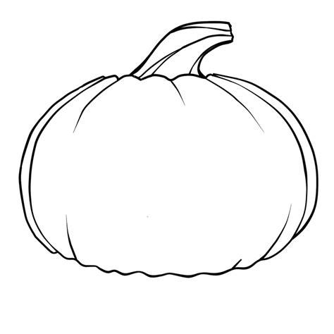 Pumpkin Outline Clipart pumpkin outline printable clipartion