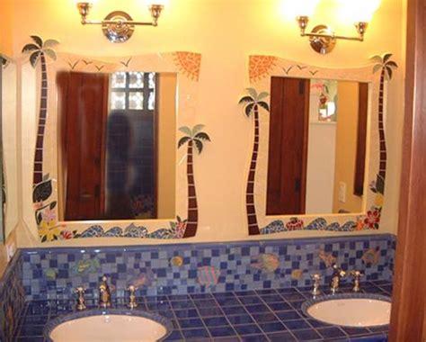 Hawaiian themed bathroom accessories folat