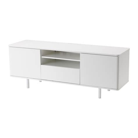 white gloss tv bench mostorp tv bench high gloss white ikea