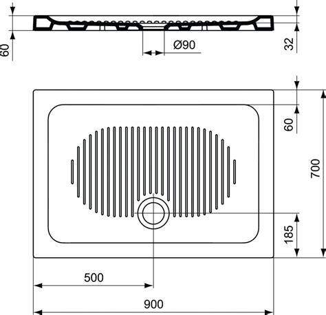 piatto doccia twist dettagli prodotto t2670 piatto doccia in ceramica