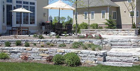 patio town flagstone wall stone patio town