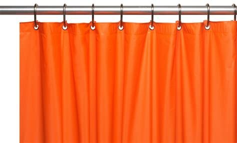 8 Shower Curtains by Carnation Home Fashions Inc 8 Vinyl Shower