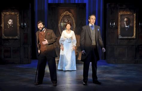 secret garden filled  stunning sets  theater