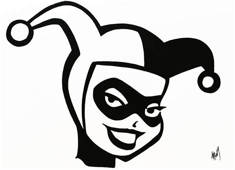 clipart logo harley quinn clipart logo free clipart on