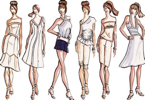 Wardrobe Illustration by Fashion Illustration Mtoussaint21