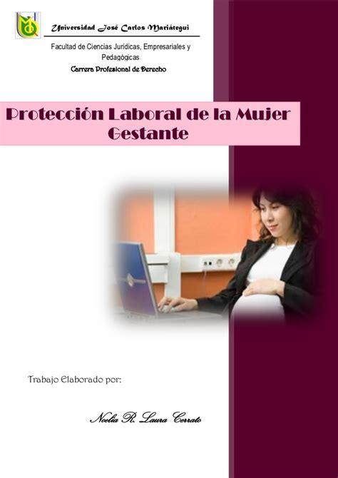 derechos mujer embarazada y trabajadora 2016 derechos mujer embarazada y trabajadora 2016