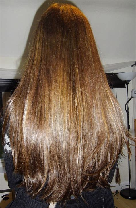 layered hair extensions pictures 20 quot pale brown long layered hair pinterest long