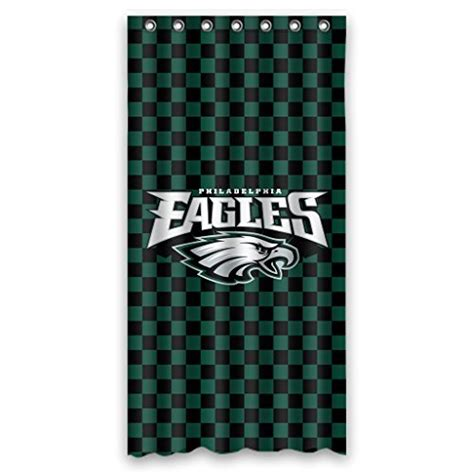eagles curtains eagles shower curtains shower curtains outlet