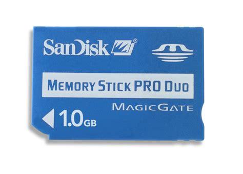 Memory Stick Pro Duo orson stroble sony 8gb pro duo memory stick