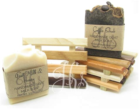 Handcrafted Goat Milk Soap - handmade goat milk soap and handcrafted reclaimed wood soap