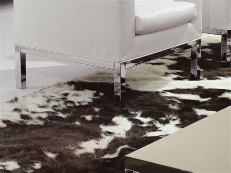 minotti tappeti tapis cow carpet by minotti design rodolfo dordoni