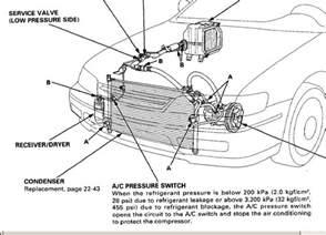 2008 honda civic ac compressor diagram 2008 get free