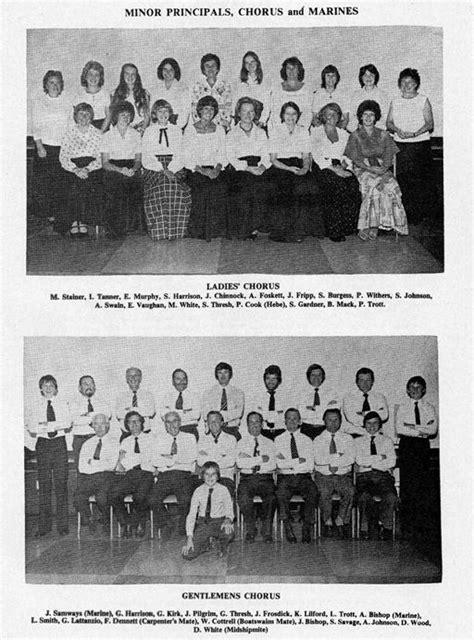 boatswain hms pinafore yeovil amateur operatic society yaos past productions