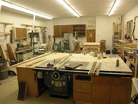 workshop table layout amazing table saw outfeed tables table saw central