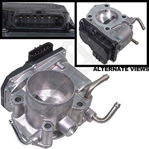 electronic throttle control 2012 toyota matrix spare parts catalogs apdty 112783 throttle body assembly w tps position sensor iac idle air control valve see