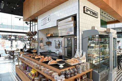 design cafe patisserie biga bakery caf 233 by eti dentes interior design kfar